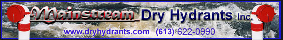 Picture of the Mainstream Dry Hydrants Logo